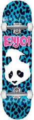 Enjoi Punk Doesn't Fit - Blue - 7.5in - Complete Skateboard