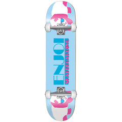Enjoi Panda Vice Complete Skateboard - 8.0 - Light Blue