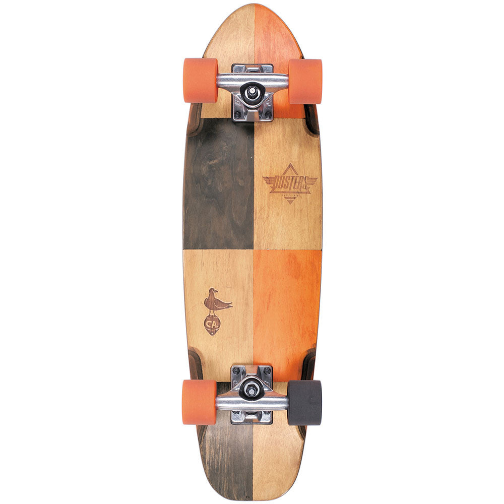 "Dusters Bird Timber Complete Skateboard - 27"" - Timber"