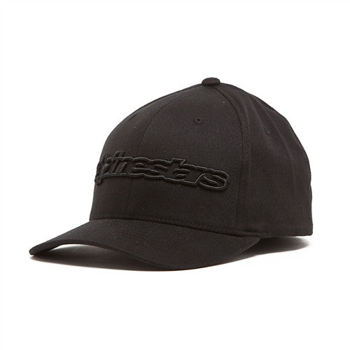 Alpinestars Legacy Flexfit Hat - White - Mens Hat