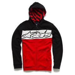 Alpinestars Night Vision Fleece Men's Sweatshirt - Red