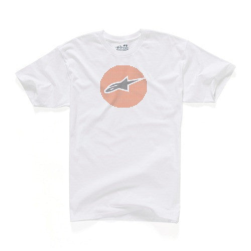 Alpinestars Coded Tee - White - Mens T-Shirt