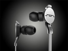 SOL Republic Amps HD In-Ear Headphones - Silver