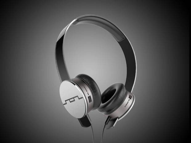SOL Republic Tracks HD Headphones - Black