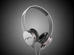 SOL Republic Tracks HD Headphones - Grey
