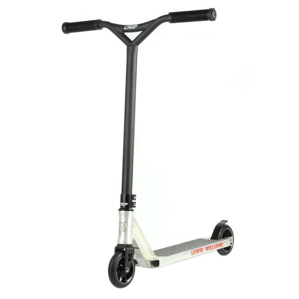 Crisp Lewis Williams Signature Scooter - Black/Silver