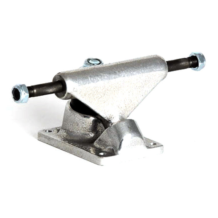 Tracker Classic Midtrack Skateboard Trucks - 85mm - Silver/Silver (Set of 2)