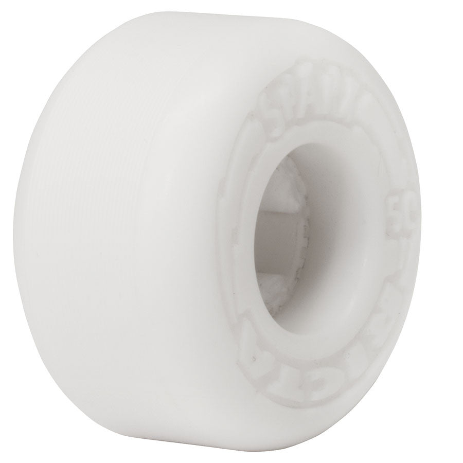 Ricta SPARX Skateboard Wheels 51mm 81b - White (Set of 4)