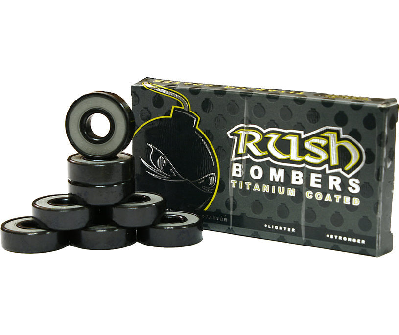 Rush Bomber Skateboard Bearing - 8mm (8 PC)