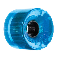 OJ Hot Juice Skateboard Wheels 60mm 78a - Translucent Blue (Set of 4)