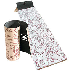 Girl OG Die - Cut Skateboard Griptape (1 Sheet)