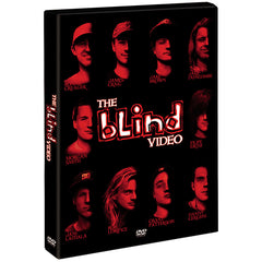 Blind The Video DVD