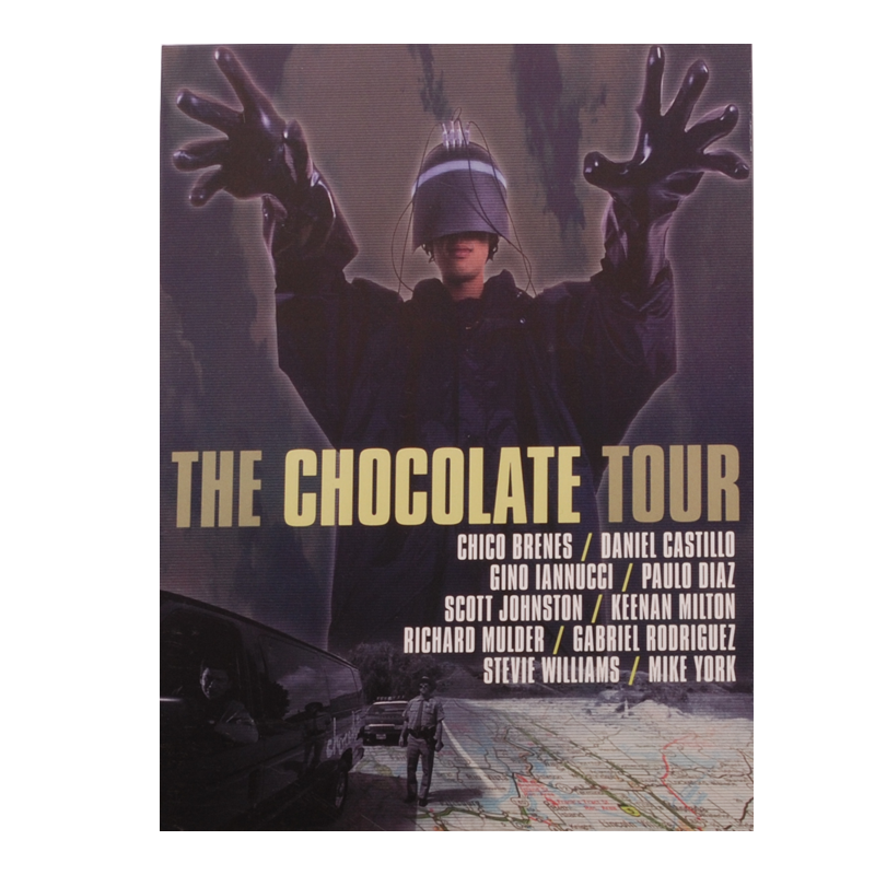 Chocolate The Chocolate Tour DVD