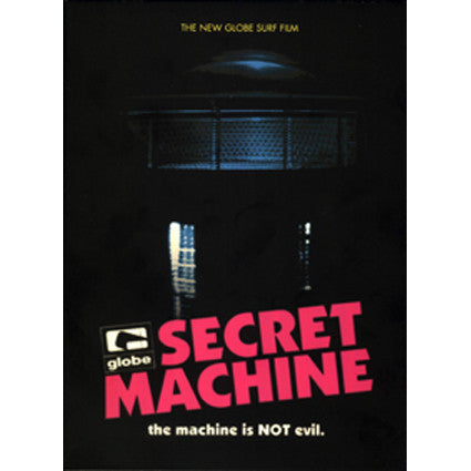 Globe Secret Machine DVD