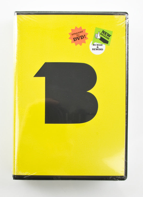 Burton The B Special Edition DVD
