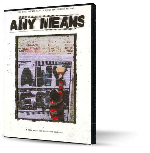 Rome Any Means DVD