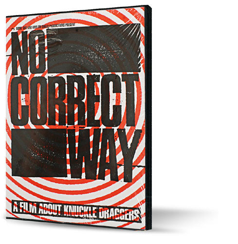Rome No Correct Way DVD