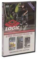 Logic Skateboard Media - 3 pack collection volume # 2 DVD