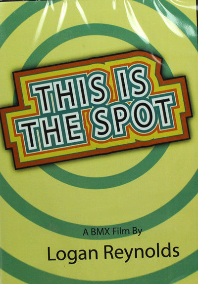 Logan Reynolds This is the Spot DVD