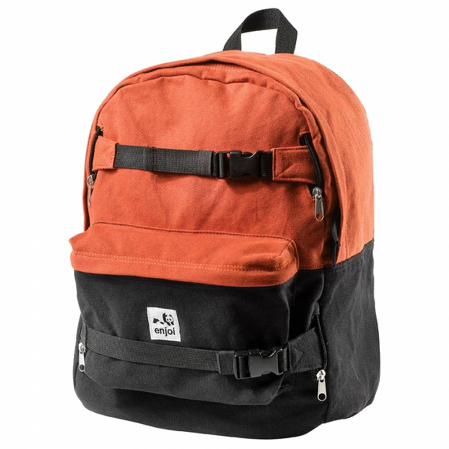 Enjoi Day Ditcher Backpack - Orange