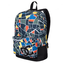 DC Bunker Print Backpack - Peacoat BTN6