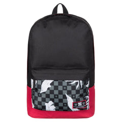 DC Bunker Print Backpack - Anthracite KVJ9