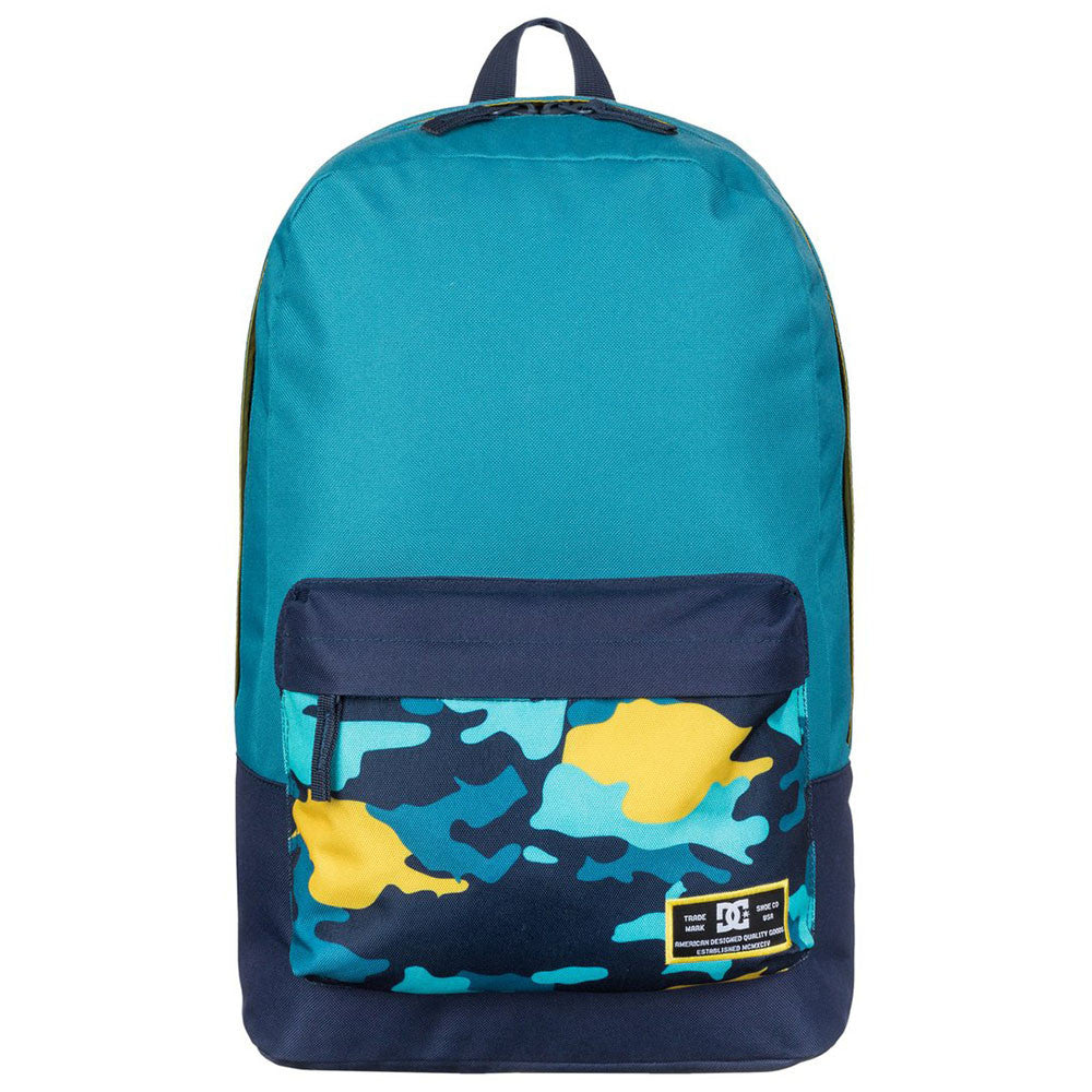 DC Bunker Print Backpack - Freesia YJE6