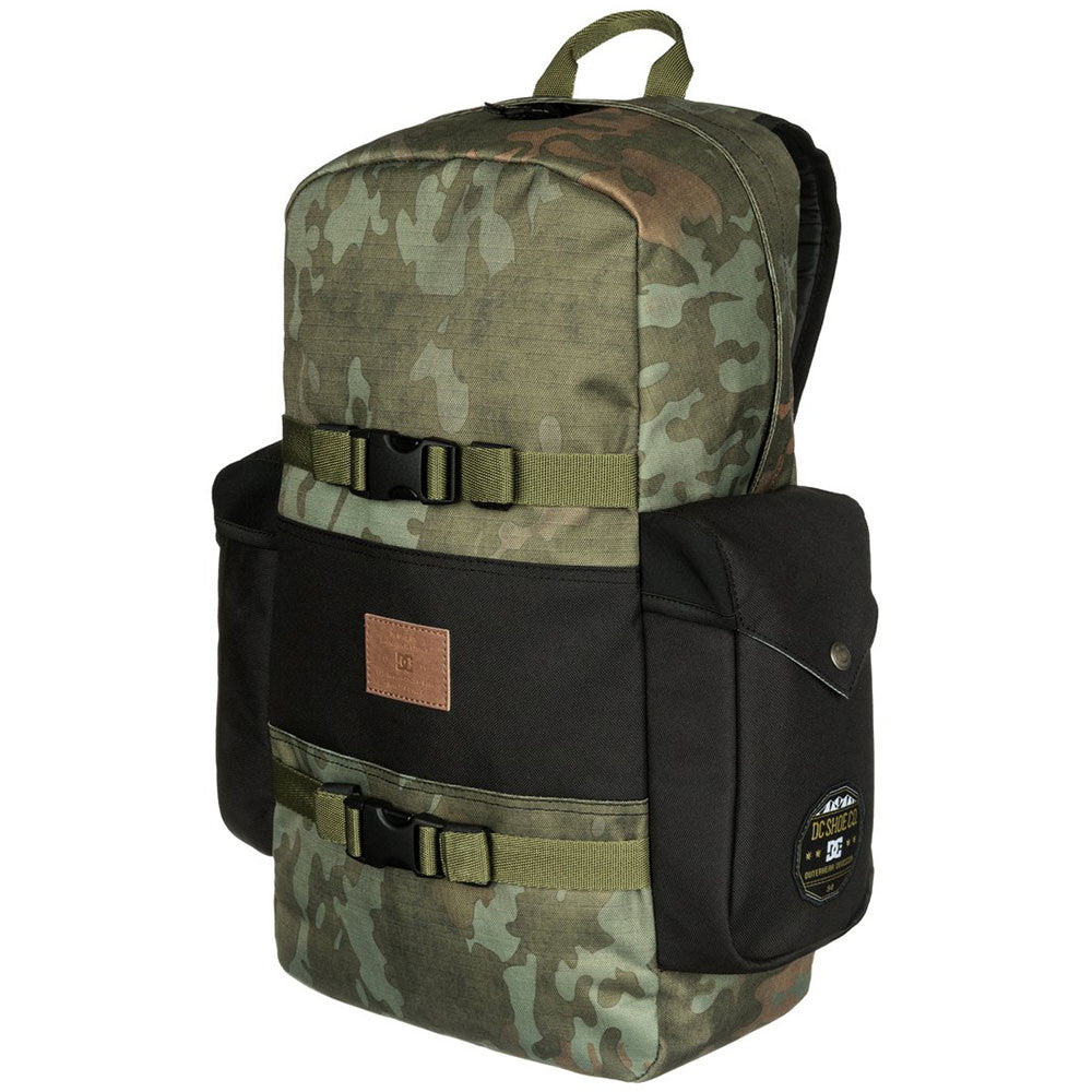 DC Crafter Backpack - Camo Lodge CQW6