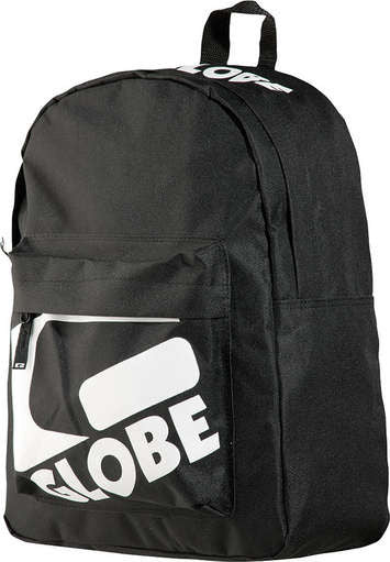 Globe Dux II Backpack - Black/White