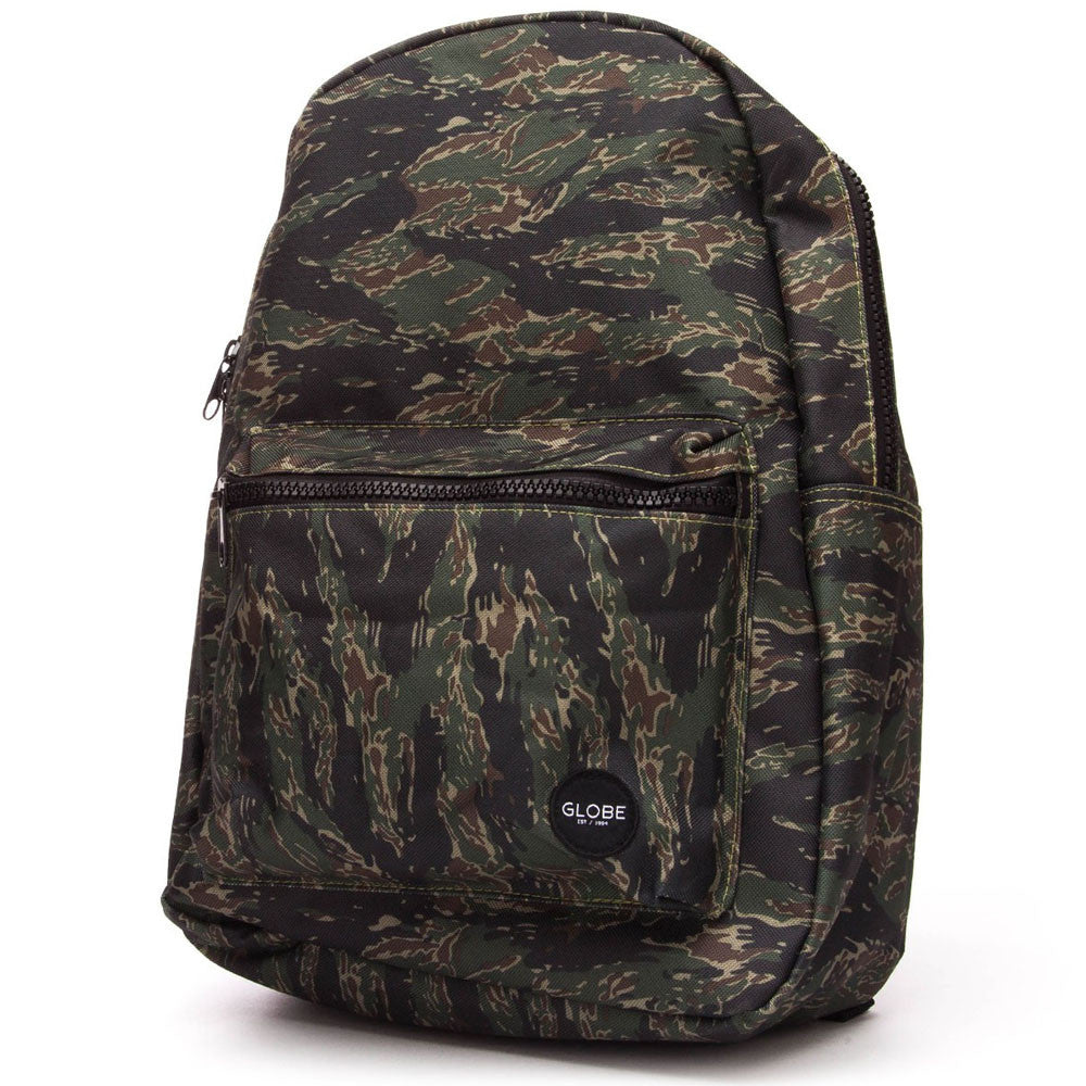 Globe Dux Deluxe Backpack - Tiger Camo