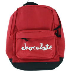 Chocolate Chunk Backpack - Red