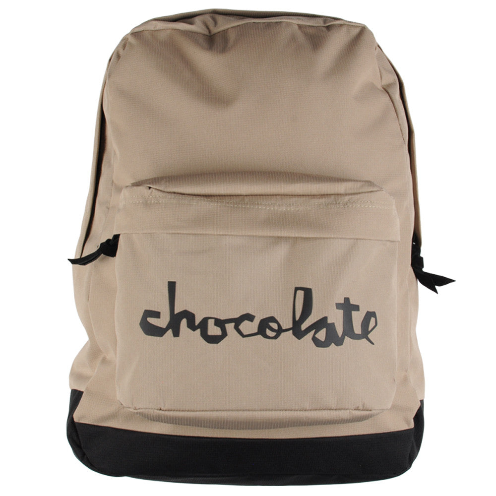 Chocolate Chunk Backpack - Brown