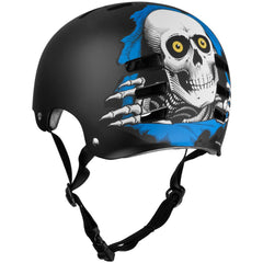 TSG Powell Peralta Evolution Ripper Helmet - Matte Black