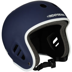 Independent Classic Full Cut Skateboard Helmet - Navy Blue