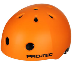 Pro-Tec City Lite Skateboard Helmet - Orange Fox