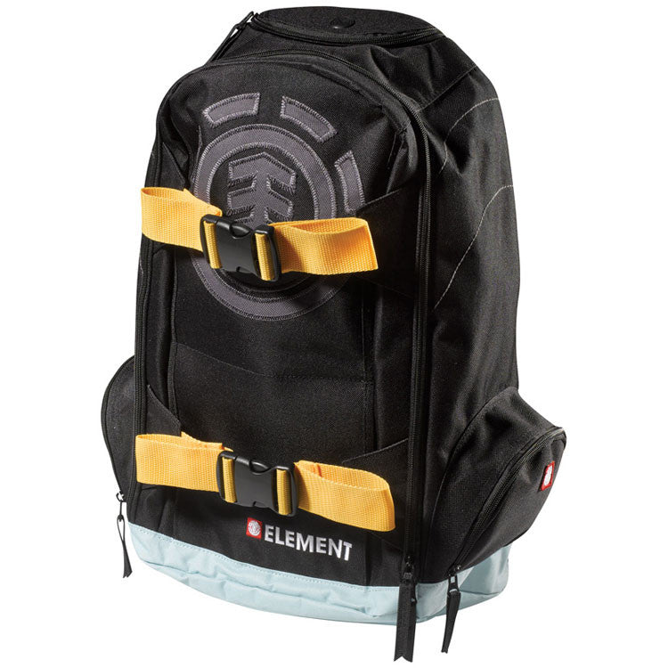 Element Mohave Backpack - Black/Yellow