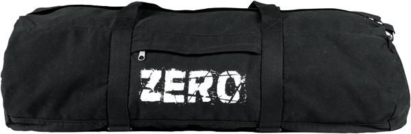 Zero Duffel Bag Backpack - Black