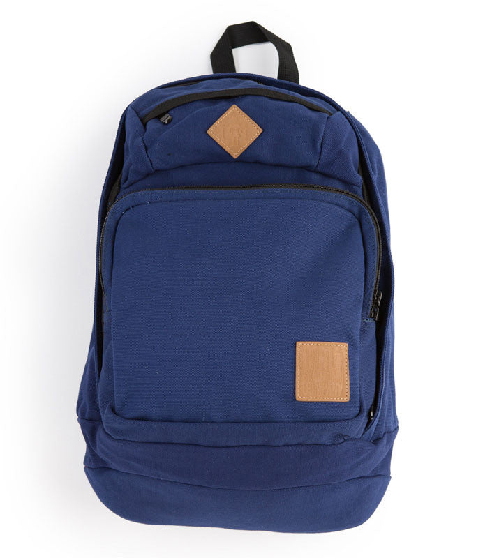 Girl Simple #2 Backpack - Blue