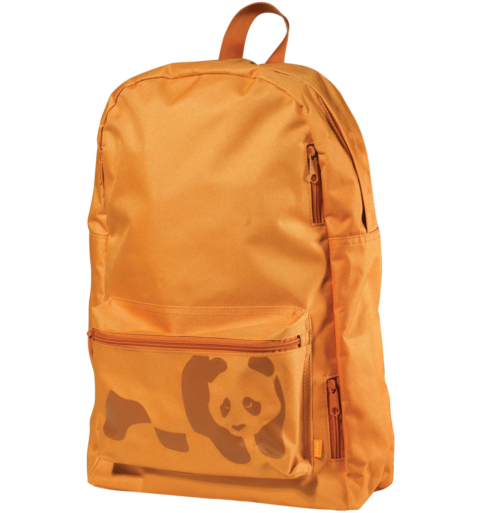 Enjoi Panda Backpack - Orange