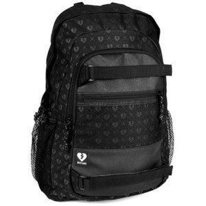 Mystery Paragon Linear Backpack - Black