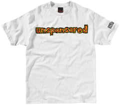 Blind Unsponsored S/S Mens T-Shirt - White
