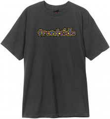 Blind Frontside/Backside S/S Mens T-Shirt - Black