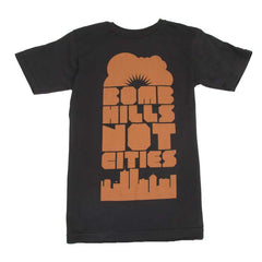 Element Bombs Men's T-Shirt - Orange - Large