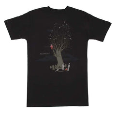 Element Treevenge Men's T-Shirt - Black