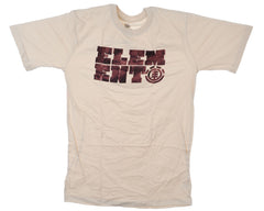 Element M455MMET S/S Men's T-Shirt - Tan