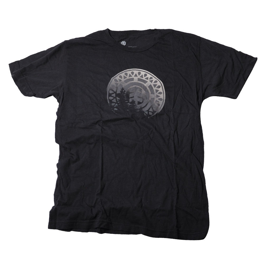 Element Humbolt Mens T-Shirt - Black
