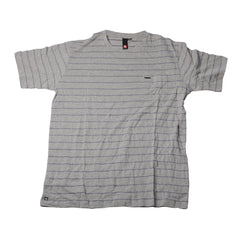 Element Wayne Mens Crew T-Shirt- Grey