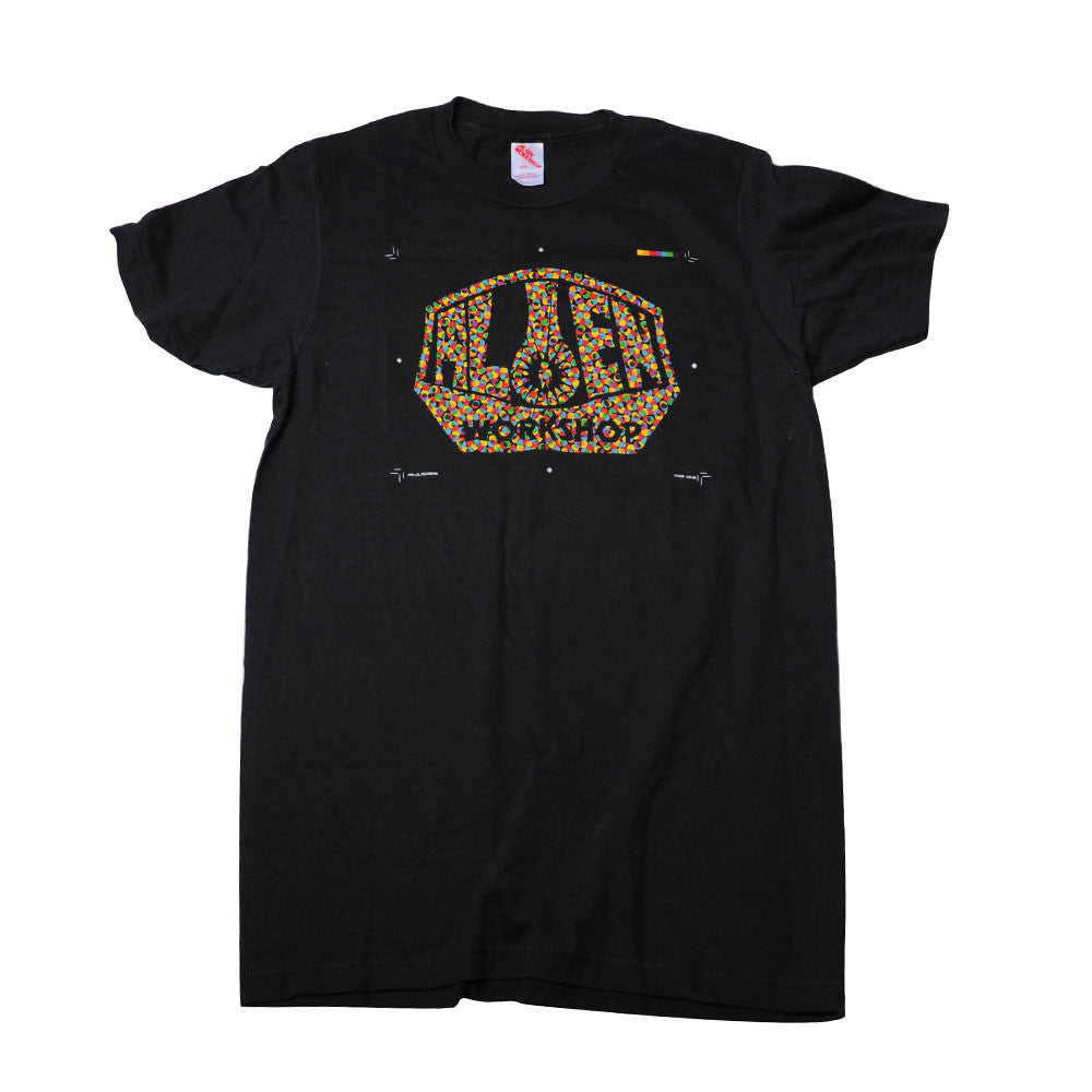 Alien Workshop OG Color Sync Men's T-Shirt - Black
