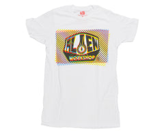 Alien Workshop Interlaced Short Sleeve Men's T-Shirt - White - Medium