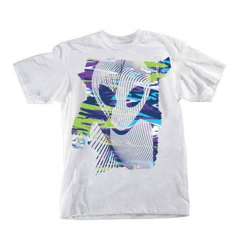Alien Workshop Vortex S/S Men's T-Shirt - White